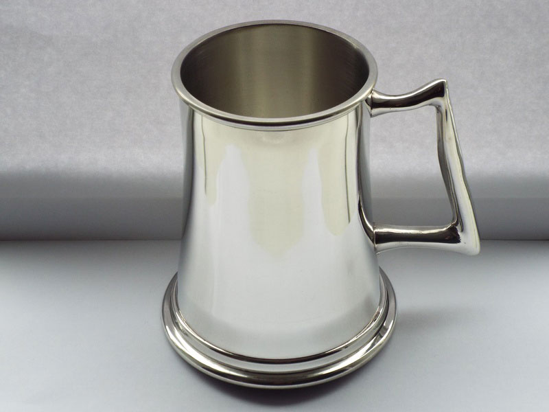 """The Capstan"" 1 Pint Pewter Tankard (T011)"