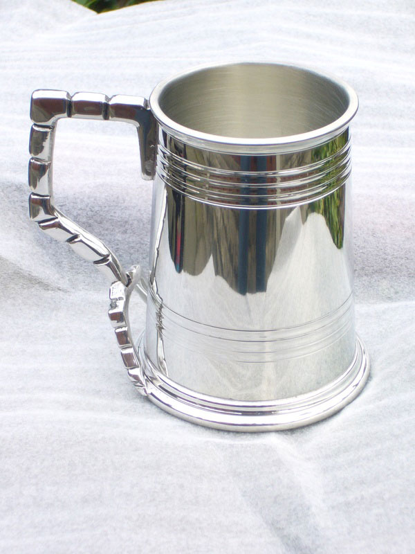 """The Scorpion"" 1 Pint Pewter Tankard (T010)"